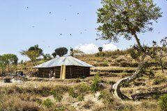 Okolí Rusinga Island:  vesnice Wakondo