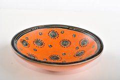 Mísa (malá) oranžová (foto č. 1902)
