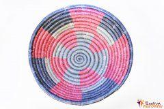 Mísa – provázek – malá červená/tmavě modrá/šedá