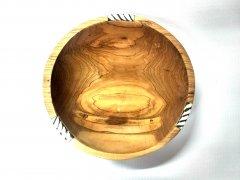 Mísa ze dřeva velká