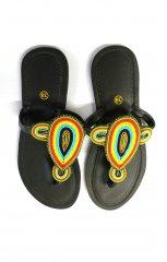 Sandále barevné